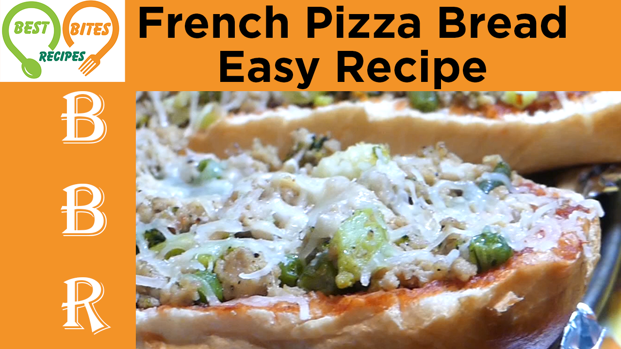 French Bread Pizza Recipe Easy Cook Fat Retro Pizaa Another